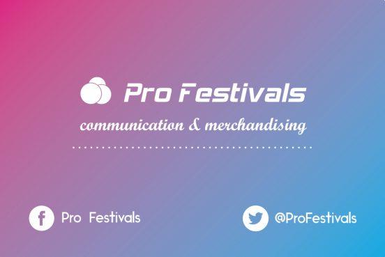 Pro Festivals 2018